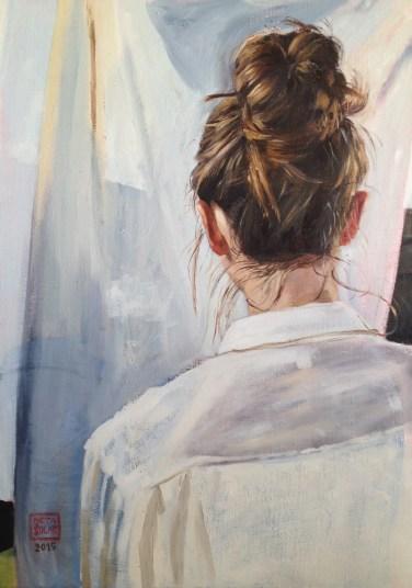 2015, oil on canvas