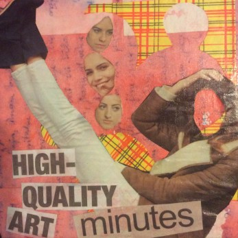 Daily collage