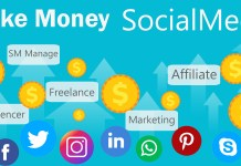 Make Money Online Social Media