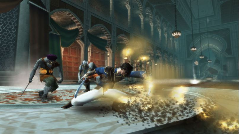 prince of persia offert par ubisoft profitez c est gratuit metatrone. Black Bedroom Furniture Sets. Home Design Ideas