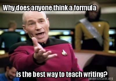 Stop teaching on-demand writing, make writers instead (1/3)
