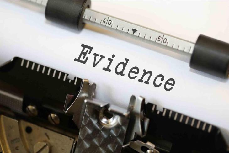 Essay evidence exploratory rethinking