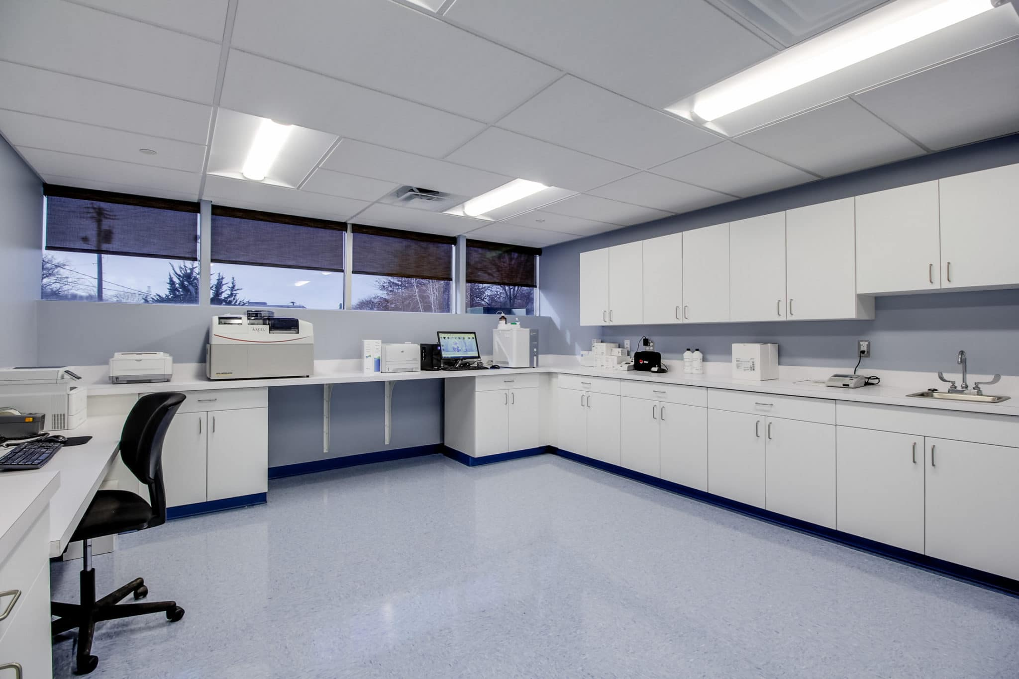 Medical Offices  Metropolitan Cabinets