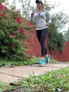 Marathon Recovery Running