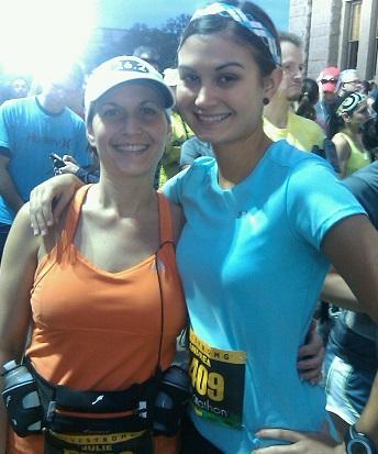 Unathletic Runner First Marahon