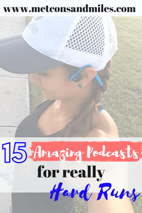 Amazing podcasts for running - best podcasts for runners - podcasts to listen to during runs