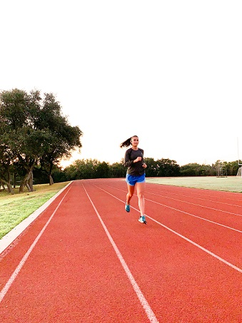 how to run a faster marathon - track workouts