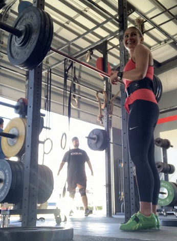 Lessons learned from working out CrossFit