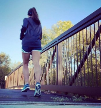 how to keep running when you want to quit - trail running