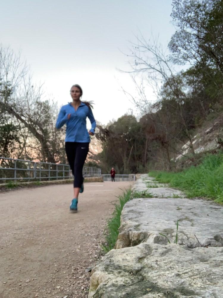 mental toughness - endurance running