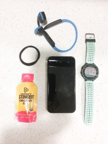 Garmin watch - interval workouts - programming workouts