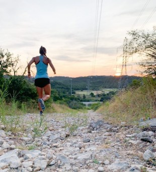 better trail runner, how to get better at trail running, how to get faster at running trails, trail running gear essentials, trail running fuel, trail running tips