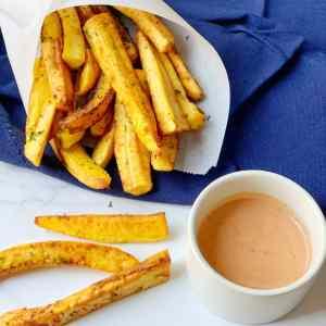Plantain Fries