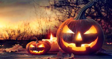 El tiempo para la noche de Halloween… ¡saca el paraguas!