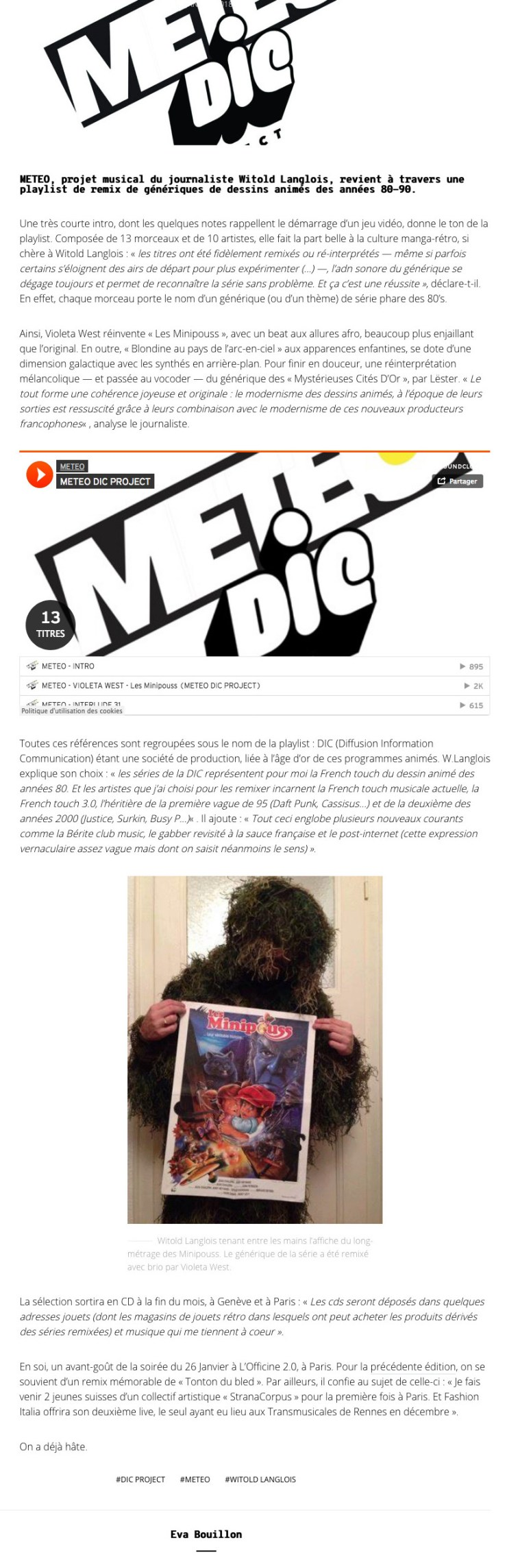Screenshot-2018-3-11 DIC PROJECT la playlist rétro-manga de METEO