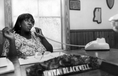 In 1976, after most Freedom Summer workers had long moved on, Blackwell became the first black female mayor in the state, a post she held for more than 20 years.