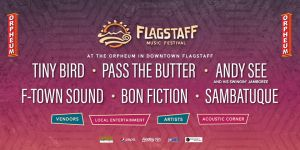 Flagstaff Music Festival -- canceled @ The Orpheum Theater