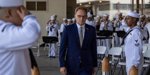 Acting Navy Secretary Thomas Modly.