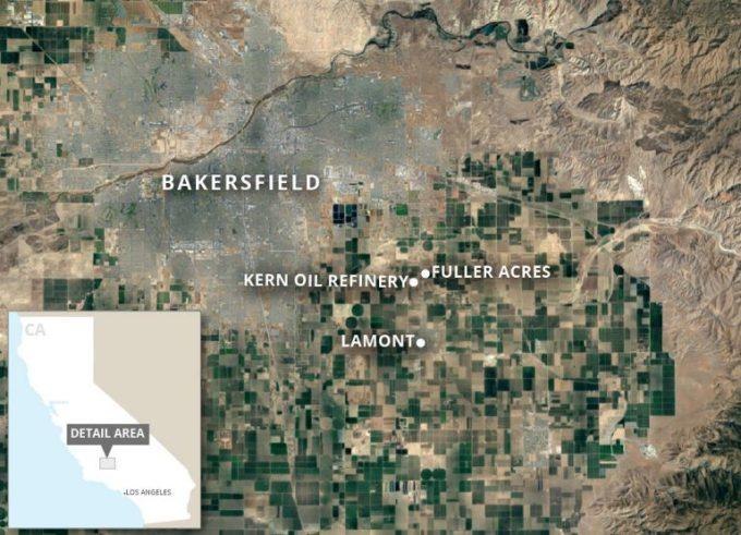 (Claudine Hellmuth/E&E News; base map ©2020 Google)