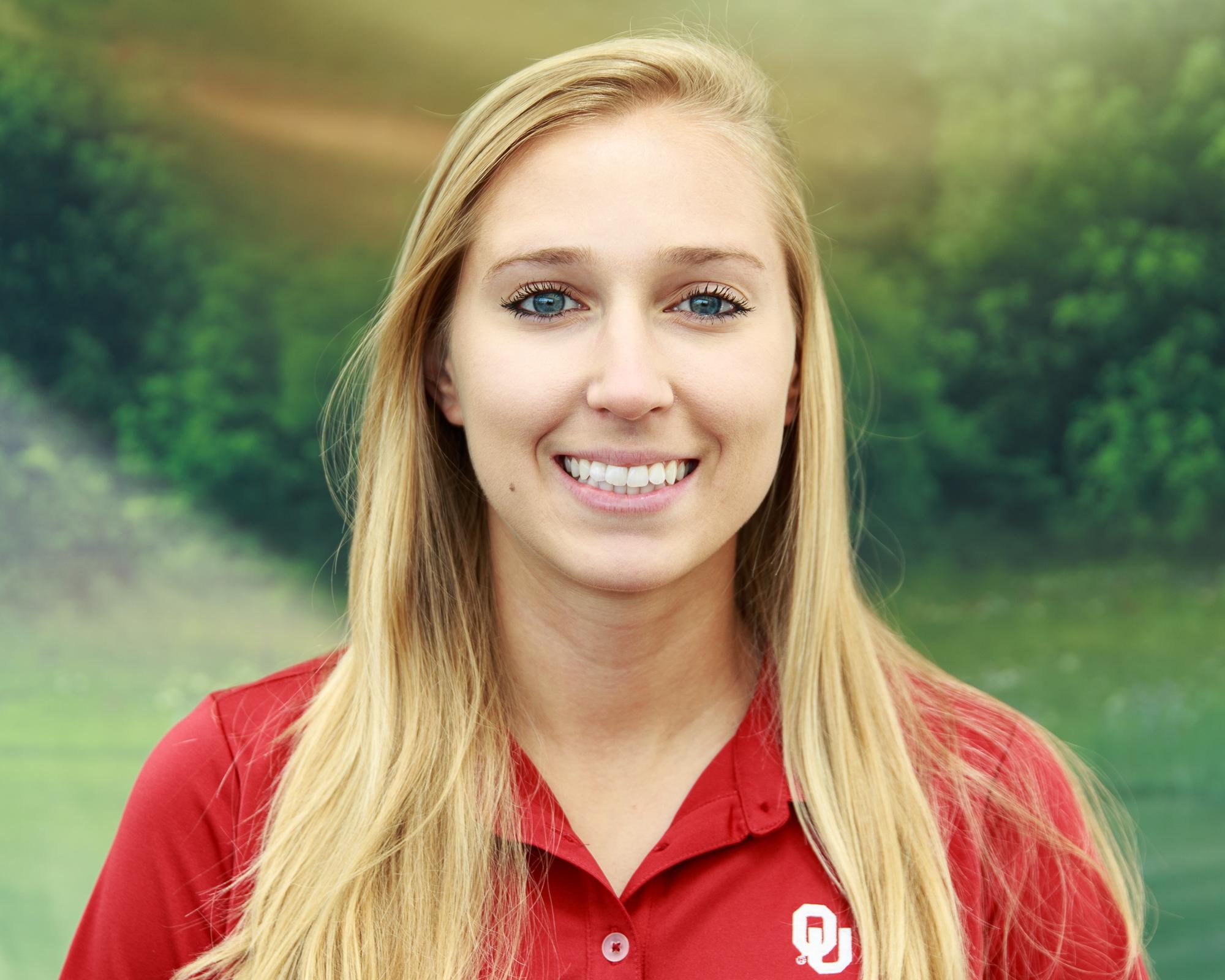 Sarah Borg Wins Best Student Oral Presentation