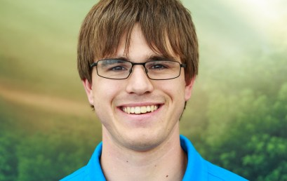 Ph.D Student Wins Best Student Poster Presentation at his 10th AMS Conference
