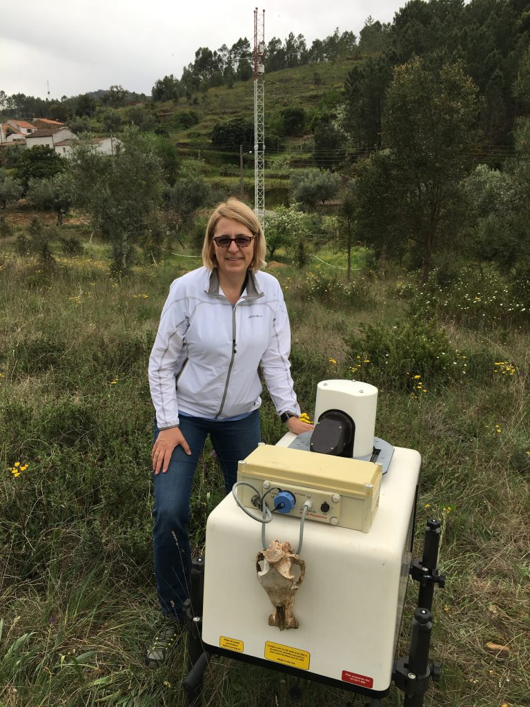 OU BLISS Team Begins Research in Portugal