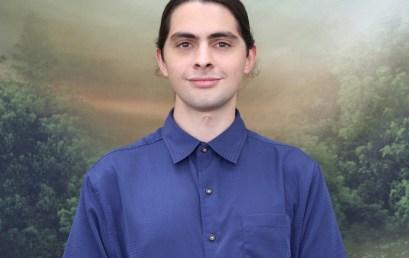 Stuart Edris Wins David James Shellberg Memorial Scholarship