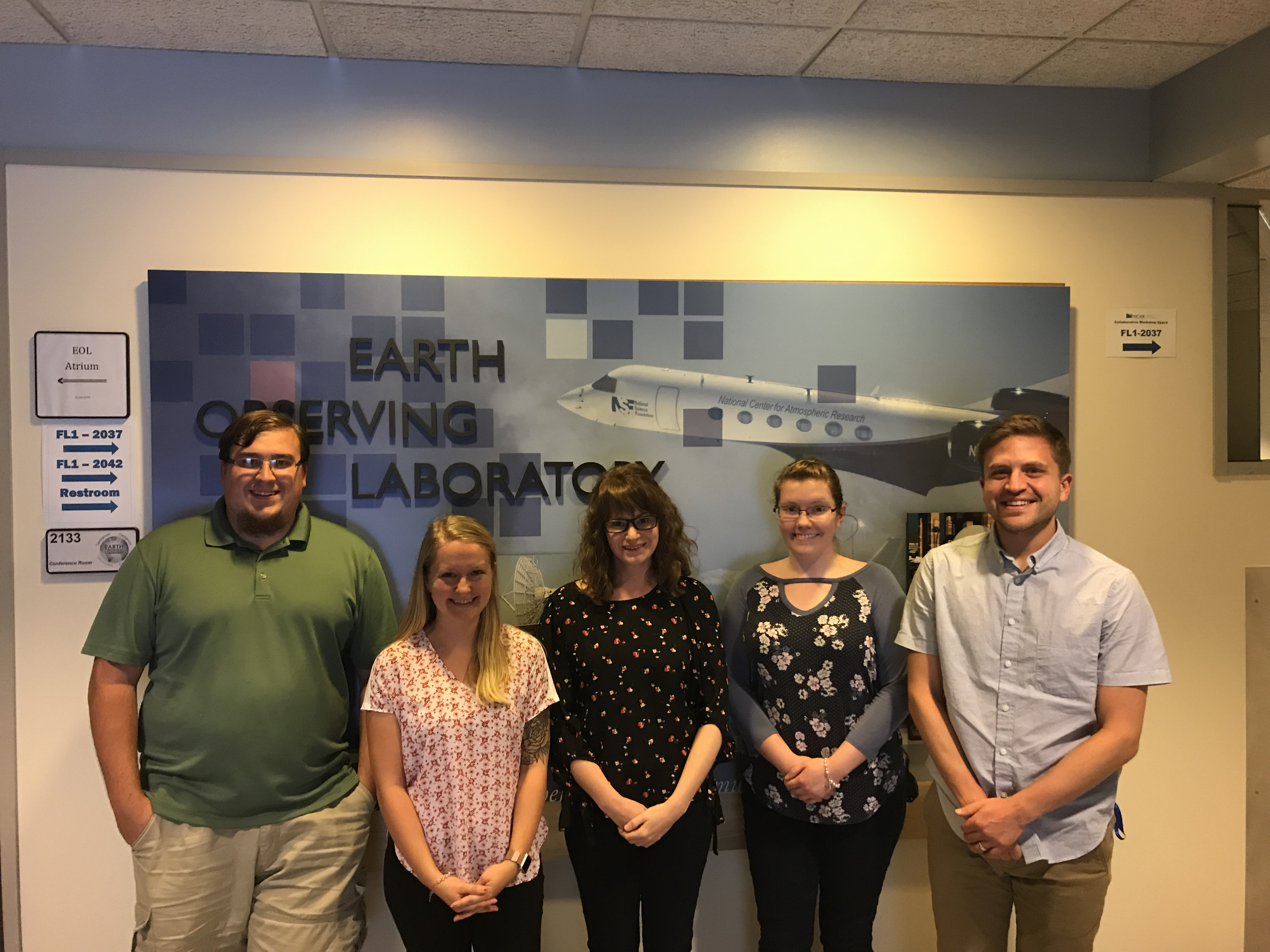 Graduate Students Attend ASP Summer Colloquium at NCAR