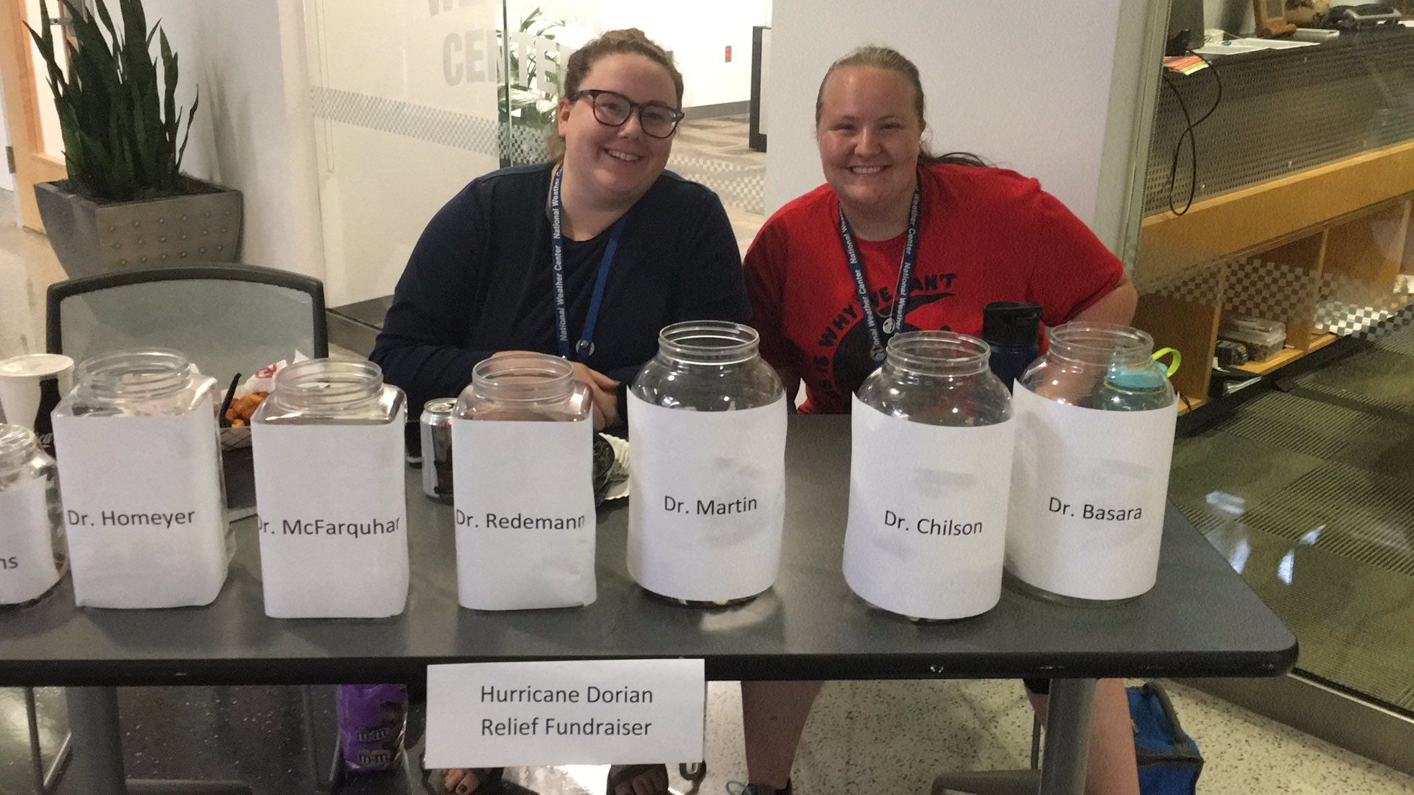 Students Participate in Hurricane Relief Fundraiser