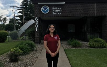 Hollings Scholar Summer Reasearch- Kristine Chen
