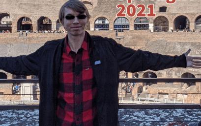 Senior Spotlight May 2021 – Connor Bruce