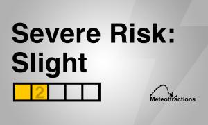 SPC Slight Risk