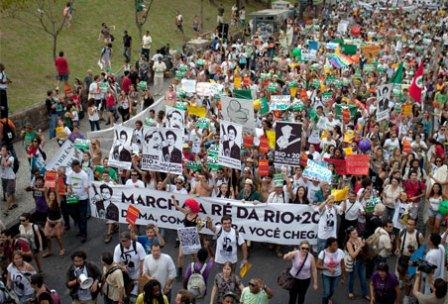 Los 193 países participantes en Río+20 alcanzan un acuerdo que salva la cumbre del fracaso
