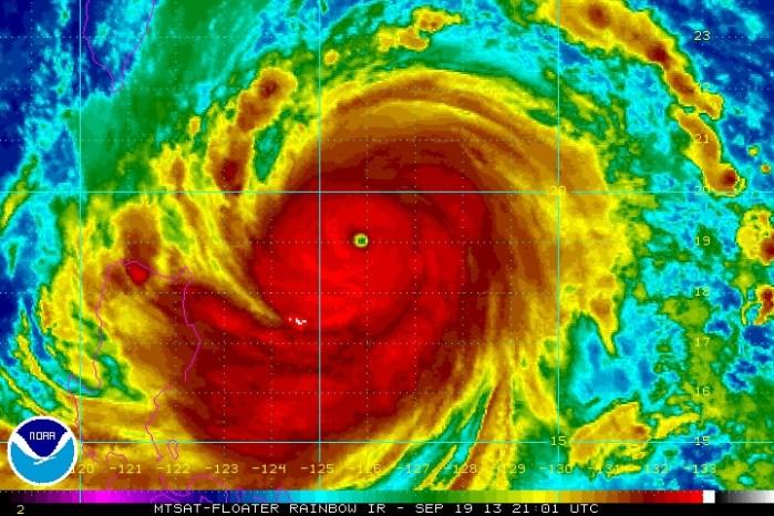 A propósito del Super Tifón Usagi, ¿Será lo mismo un Tifón y un Huracán?