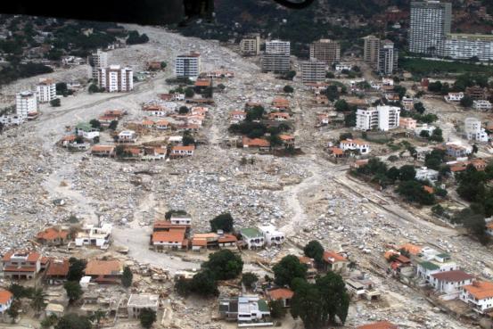 Fenómenos naturales dejan en sólo dos décadas unos 42.000 muertos en América Latina