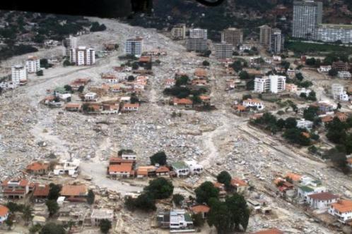 Caraballeda, Vargas, Venezuela. 1999