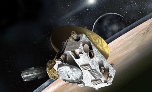 Misión sin precedentes para la humanidad, La NASA cuenta los meses para llegar al planeta enano, Plutón