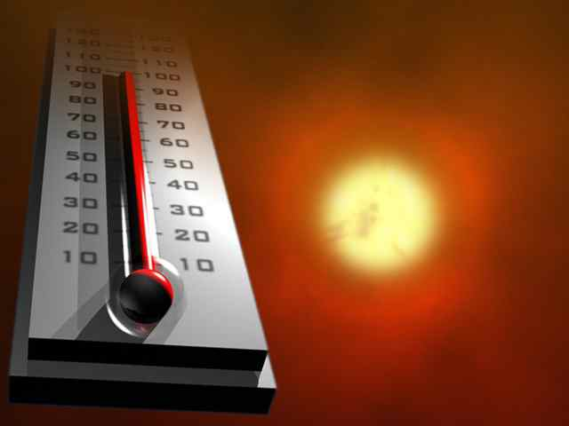 Se incrementan las temperaturas en Venezuela. ¿Por qué ocurre en ésta fecha?