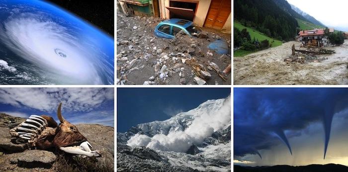 Advierte la OMM que el 2016 pudiera ser un año de desastres en nuestro planeta