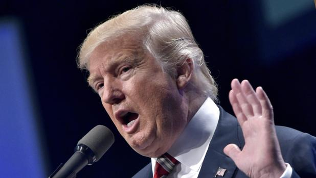 Ante la presión de la comunidad científica Donald Trump comienza a aceptar que el cambio climático no es «un cuento chino»