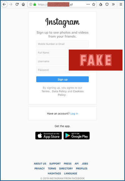 Researchers issue a warning about Instagram phishing • InfoTech News