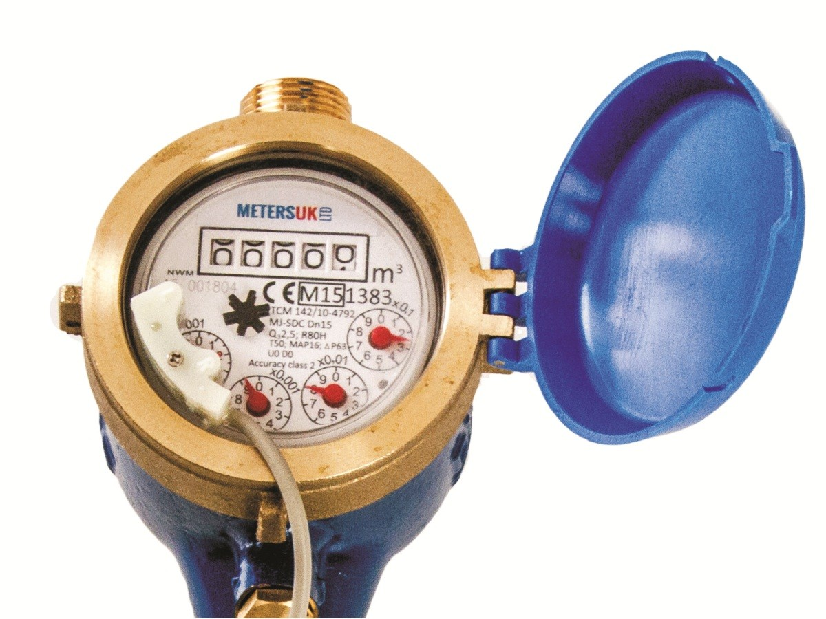 Tomi Hot Cold Flow Water Meter Wras Approved Various Sizes