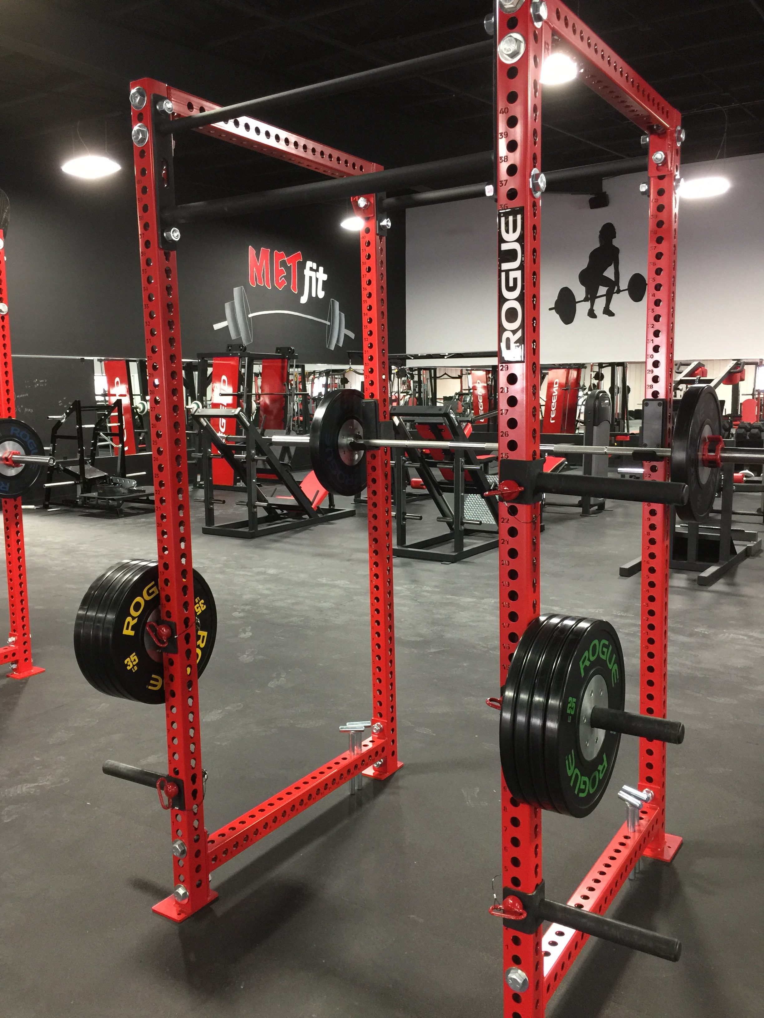 Rogue RM-4 Monster Rack