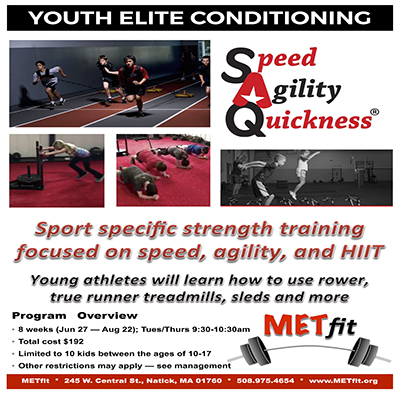 Youth Elite Conditioning