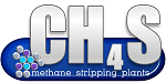 Ch4 S logo methane stripping image