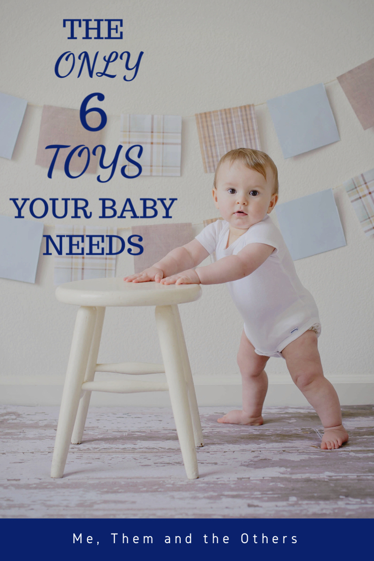 The only 6 toys your baby needs