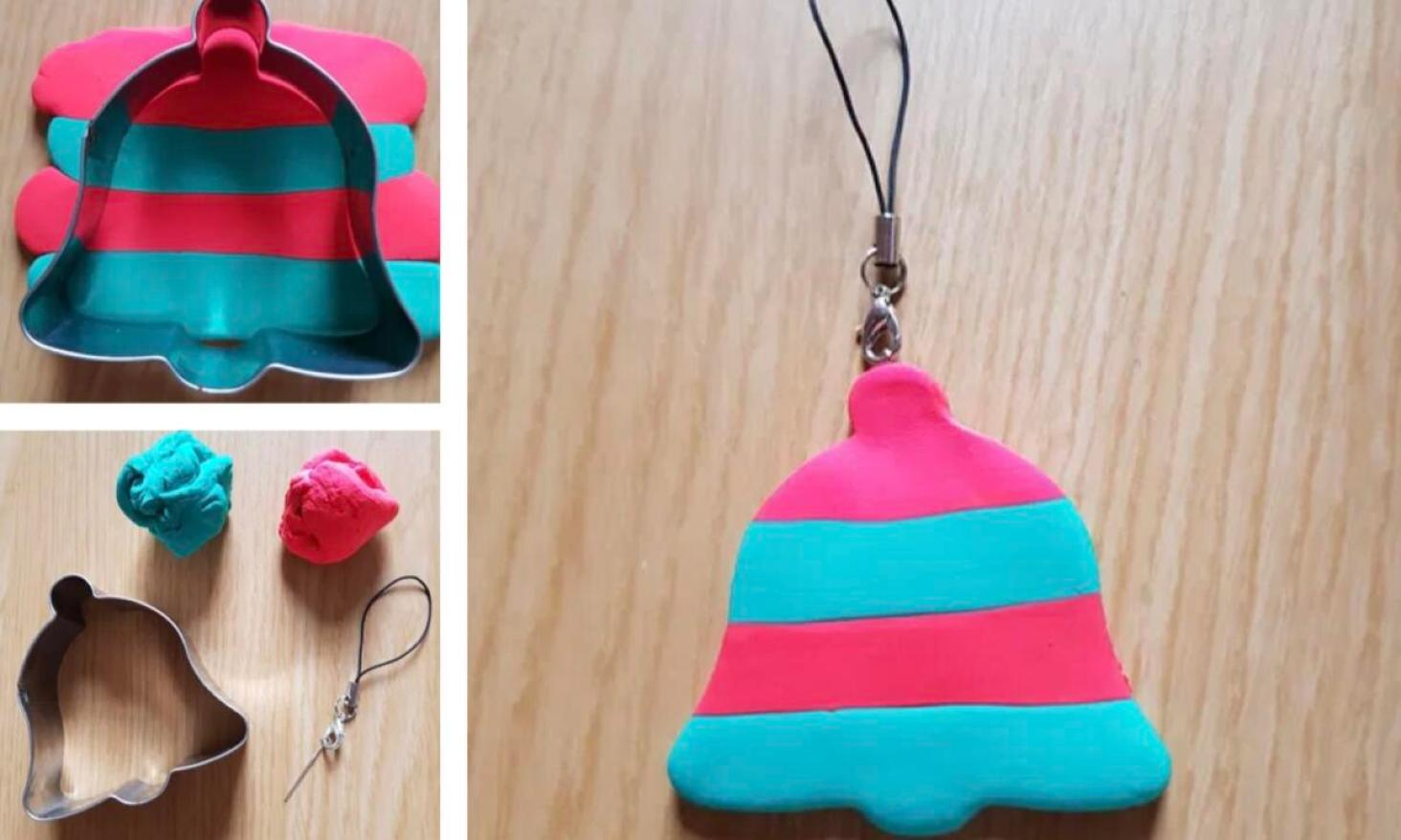Jumping clay tree Decorations