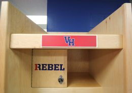 Locker Name Plates