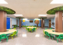 Custom designed Childrens Area