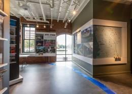 Floor Design for Welcome Center